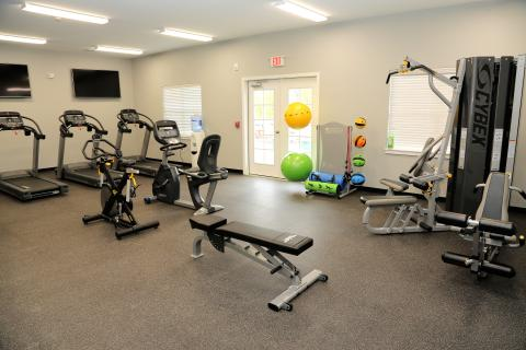 Willoughby Estates Gym